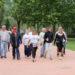 Caminhada pela Diabetes junto ao Palácio de Queluz